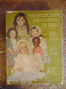 Collectors Encyclopedia of Dolls Reference Book
