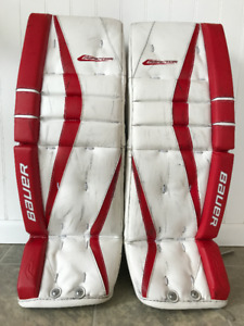 Bauer Reactor 5000 30+1 Goalie Pads