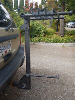 Bike Carrier for car, Stealth Hitch Norco