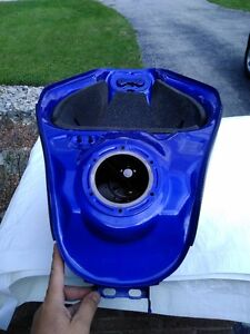 YAMAHA R6 2003-2008 R6S FUEL/GAS  TANK CLEAN INSIDE Windsor Region Ontario image 9