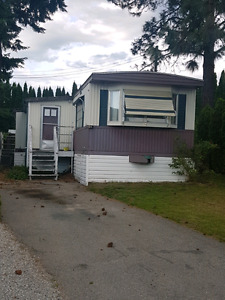 12ft x60ft mobile home for sale. Will move for buyer.