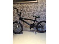 Bmx reebok needs grips solid bike