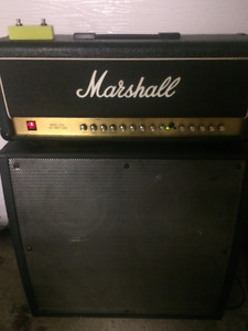 Marshall with Cab for Sale