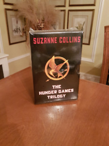 The Hunger Games Trilogy - Unopened - Still in Plastic Wrapping.