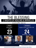 MIRACLE AND HEALING SERVICE