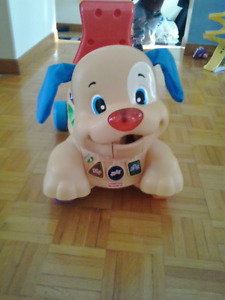 Chien trotteur Fisher-Price
