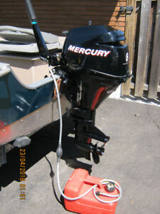 2006 Mercury outboard 8hp
