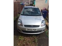 Quick Sale Ford Fiesta Zetec