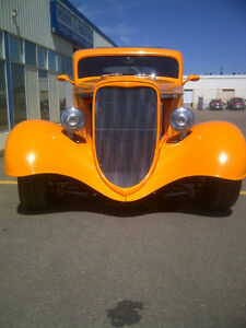1934 Ford Coupe, Must be seen! Strathcona County Edmonton Area image 6