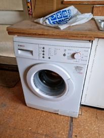 Bosh washing machine