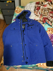 Medium Men Winter Jacket