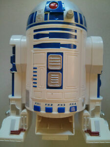 Star Wars R2-D2 Sound Effects Data Droid Cassette Tape Player