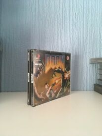 Playstation 1 Game - Doom