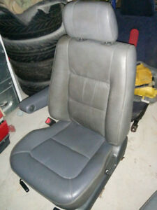 1990-93 HONDA ACCORD CB7 Grey Leather Seating and Panels