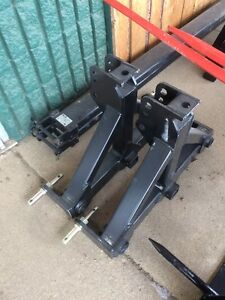 3Pt hitch Trailer Mover / Bale Spear