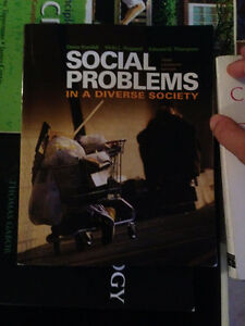 Social Problems in a Diverse Society Third Canadian Edition
