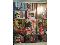 15 Football DVD collection (Great Gift)