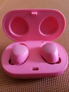 Samsung Gear IconX Pink