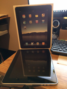 iPad 1st Gen 64GB WiFi Mint (Please Read the Ad to the End)