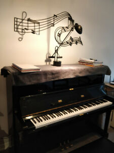 Looking for a sub piano teacher for 6 weeks from Feb 24-April 3