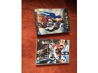 X-Men Days of Future Past and X-The Last Stand DVDs. £2