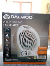 New, unopened Fan Heater