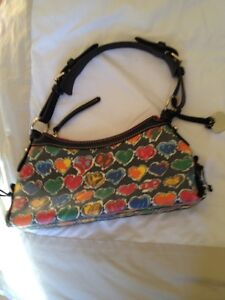 Dooney & Bourke Handbag (Hearts)