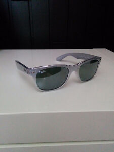 Ray Ban Sunglasses Silver Brand New