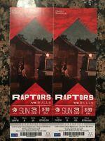 Toronto Raptor Floor Seats