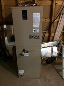 York 3 ton heat pump