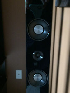 Surround  sound 4' speakers