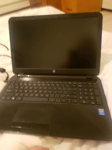 HP laptop model 15-r034ca