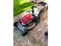 Honda Hrd 536 lawn mower