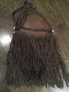 Fringed style purse West Island Greater Montréal image 1