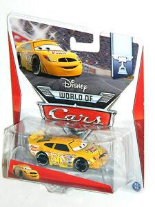 Disney Pixar Cars 1/55 Scale Mattel #56 Fiber Fuel Diecast Car