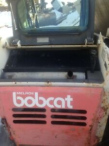 Need Bobcat Attachments