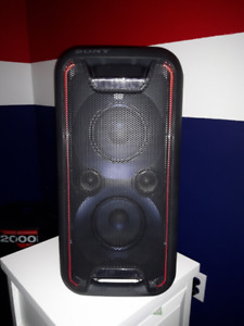 speaker sony 200watt blue tooth