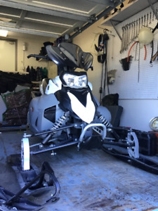 2007 Yamaha Phazer snowmobile for sale