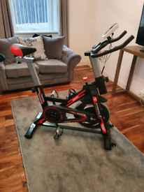 Spin exercise bike - 2 months old