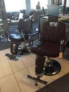 Équipement de coiffure et esthétique, chaise hydraulique,lavabo