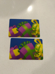 Get air gift cards