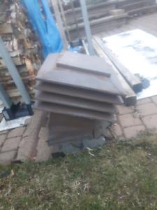 ventilateurs toiture