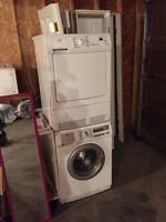 Compact AEG Washer Dryer