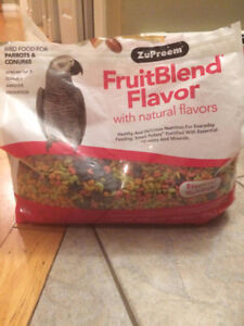 Parrot food for sale