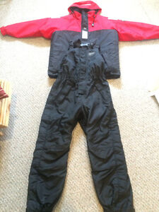 Helly Hansen floatation suit