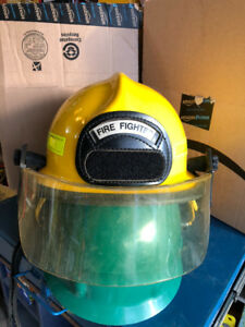 Firefighters helmet/hat.  Good condition. $75.00 obo
