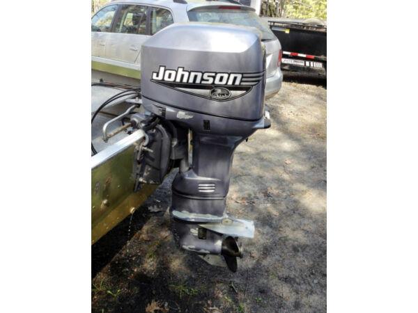 Johnson Outboard Paint Colors