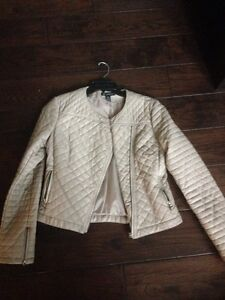 Leather coat Kitchener / Waterloo Kitchener Area image 1