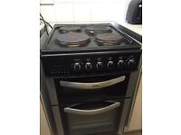 Belling FSE50DOP Electric Cooker in Stainless Steel