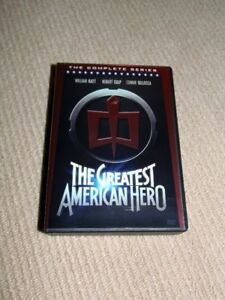 The Greatest American Hero DVD Box Set, The Complete Series